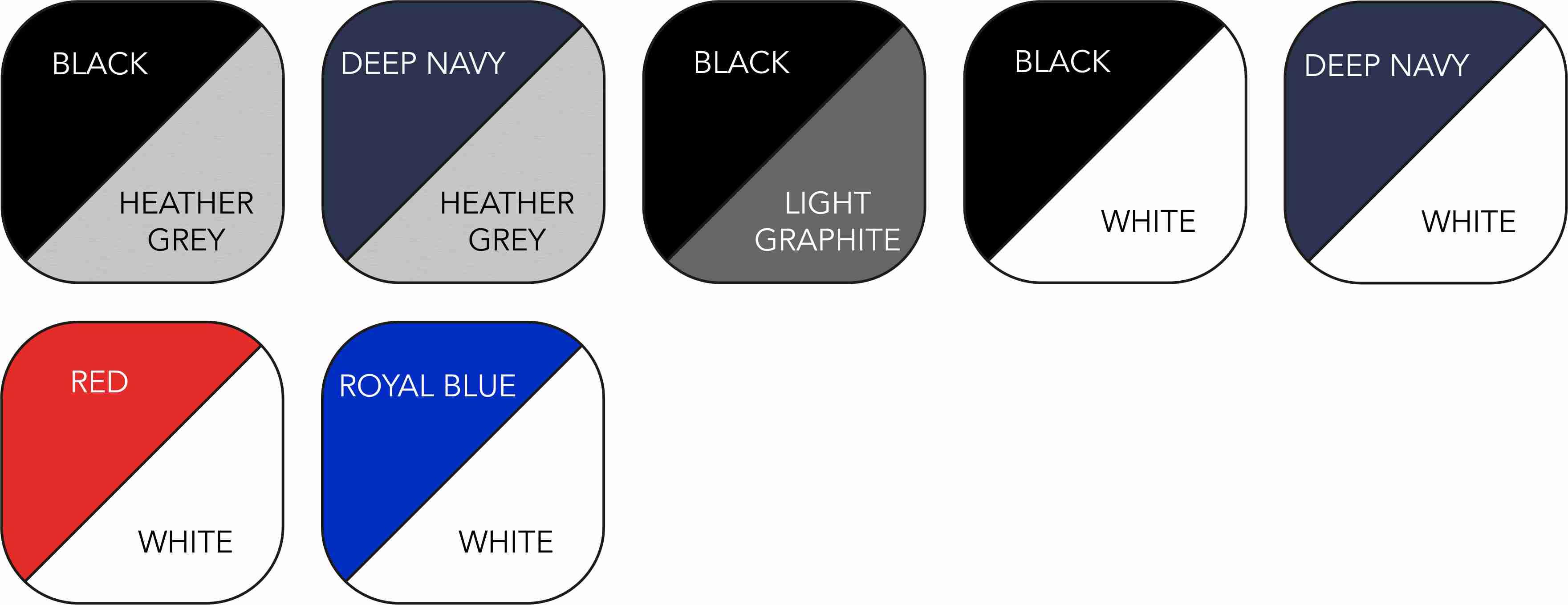 SS026 Long Colour Range